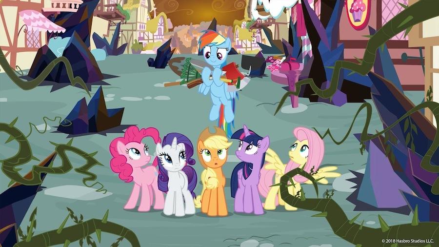 My Little Pony: Дружба - це диво 2010 дивитися українською ...
